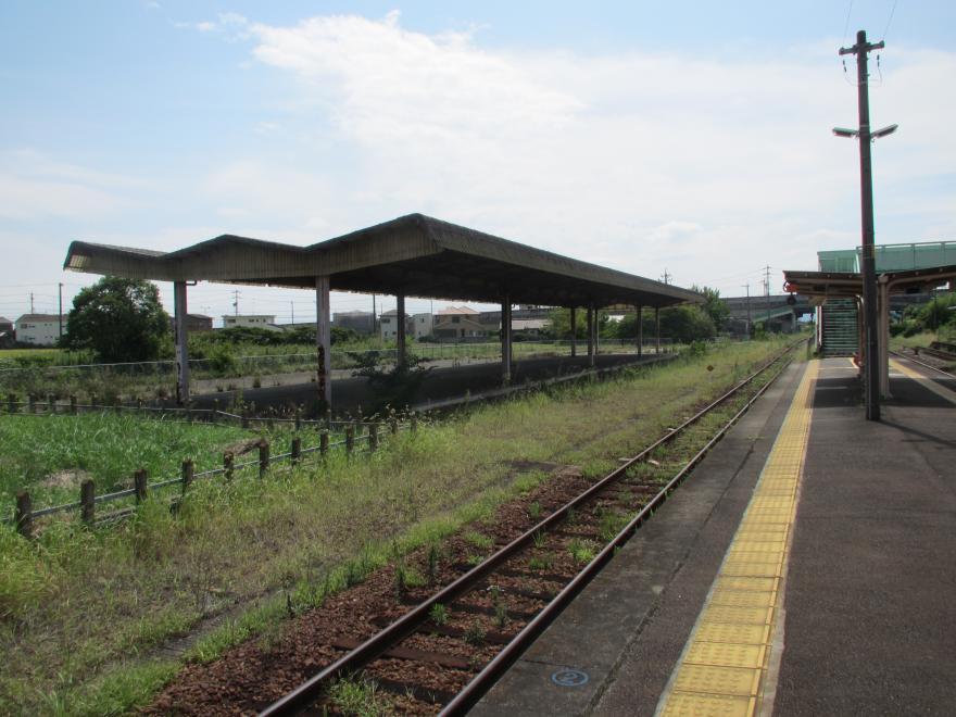 高茶屋駅4