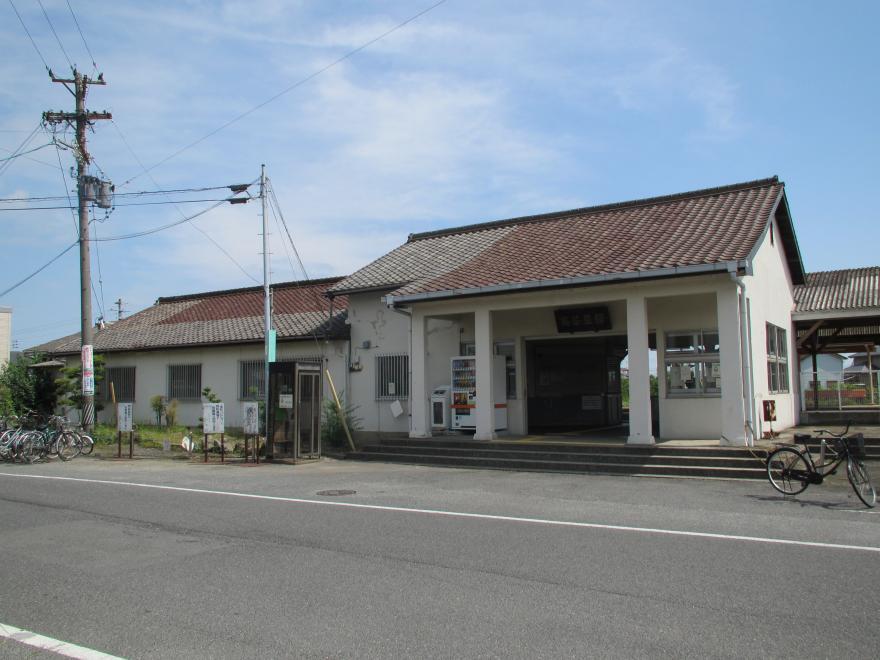 高茶屋駅1