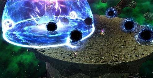 FF14 オメガ デルタ編4層 ブラックホール