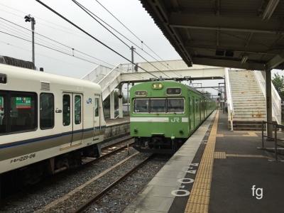 20170509奈良線 - 1