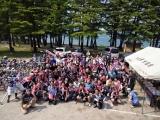 木崎湖自転車まつり