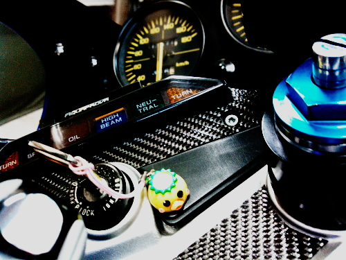 CBR400F エンデュランス&フォーミュラ3