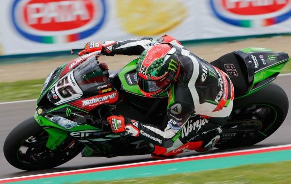 SBK スーパーバイク世界選手権2017 第5戦 イタリア イモラサーキット
