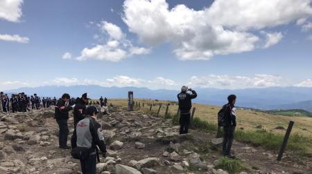 2017年 6月フレンズ・メインツーリング!《峠の茶屋/ビーナスライン/TOP's 360°/車山山頂》