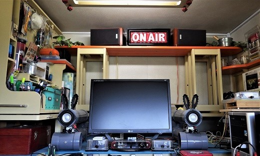 PCデスク ONAIR BOX