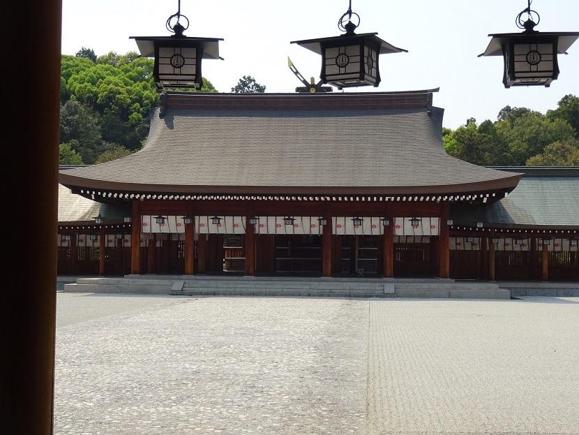 橿原神宮⑧