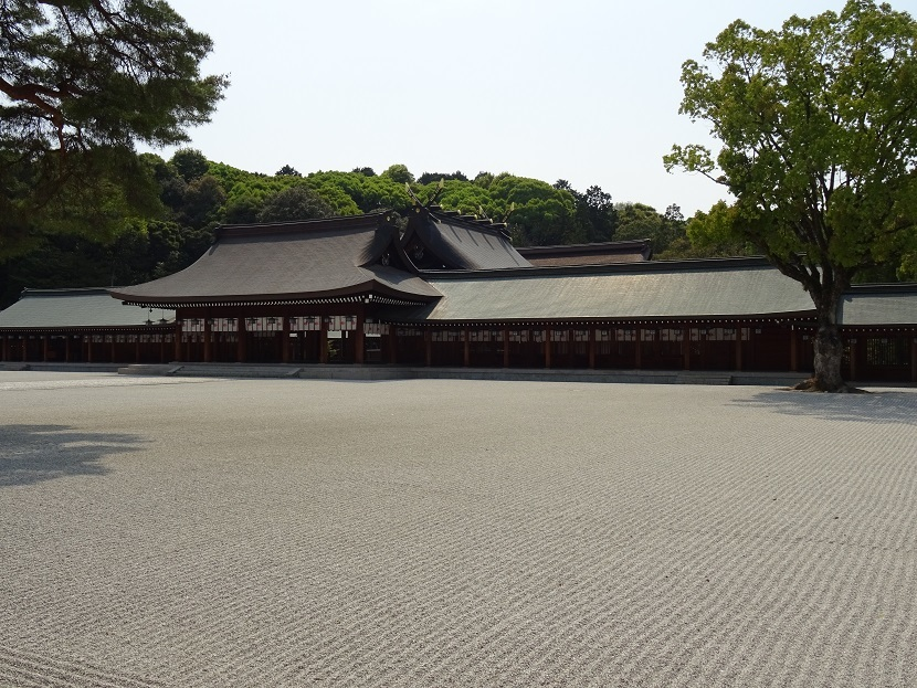 橿原神宮⑩