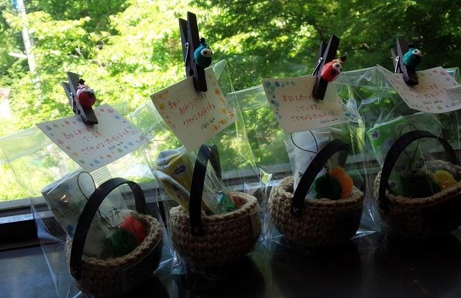 2017.06マリーマリー食事会のお土産