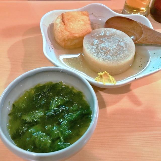 大衆料理 石だるま (8)