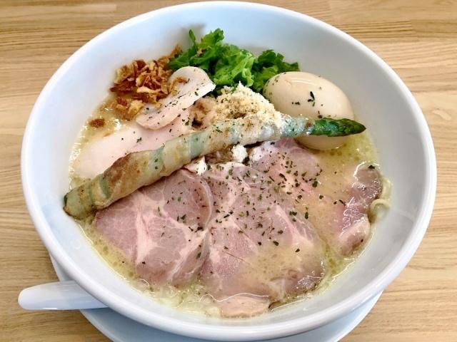 鶏らぁ麺labo (11)