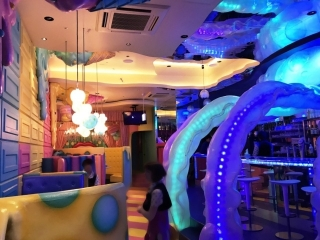 KAWAII MONSTER CAFE HARAJUKU (8)