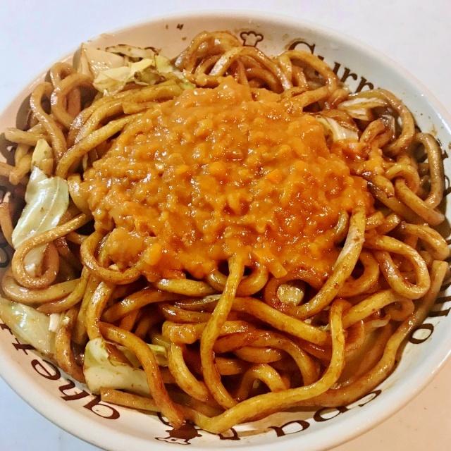 イタリアン焼きそば (2)