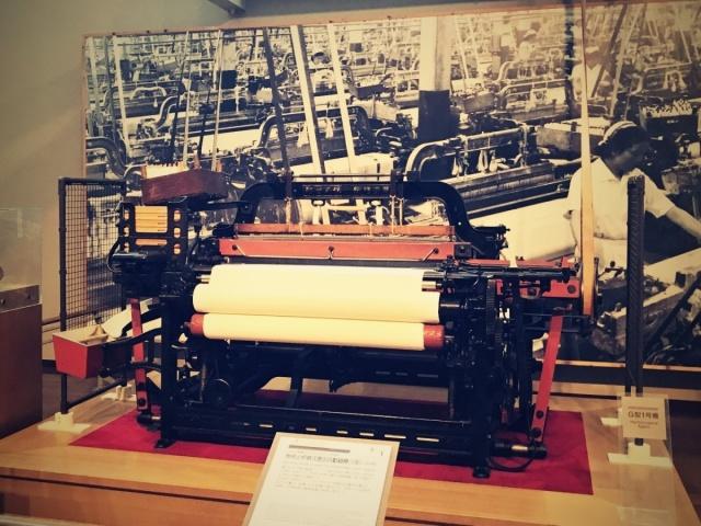 トヨタ産業技術記念館 (4)