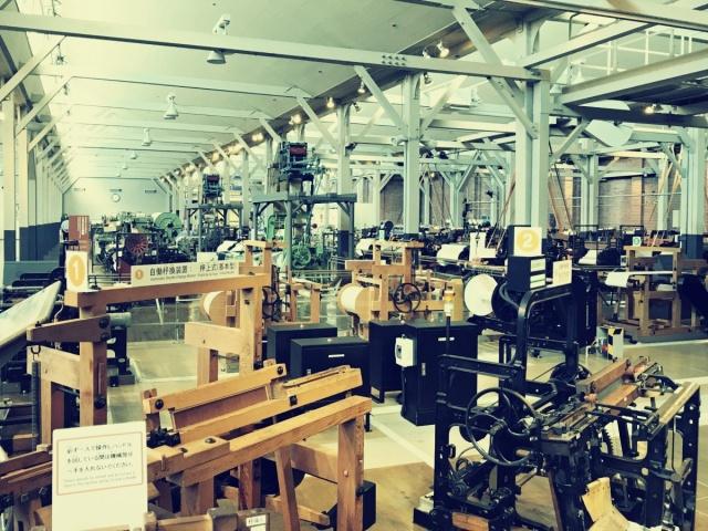 トヨタ産業技術記念館 (6)