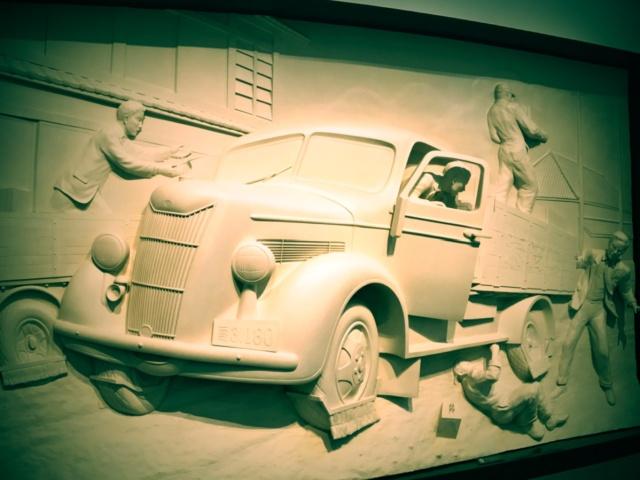 トヨタ産業技術記念館 (10)