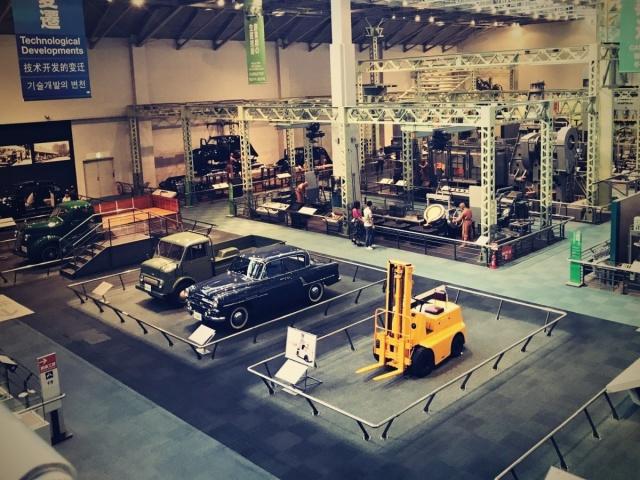 トヨタ産業技術記念館 (12)