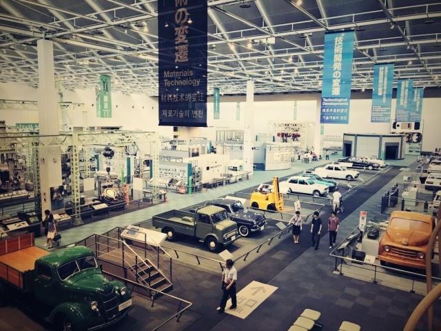 トヨタ産業技術記念館 (14)