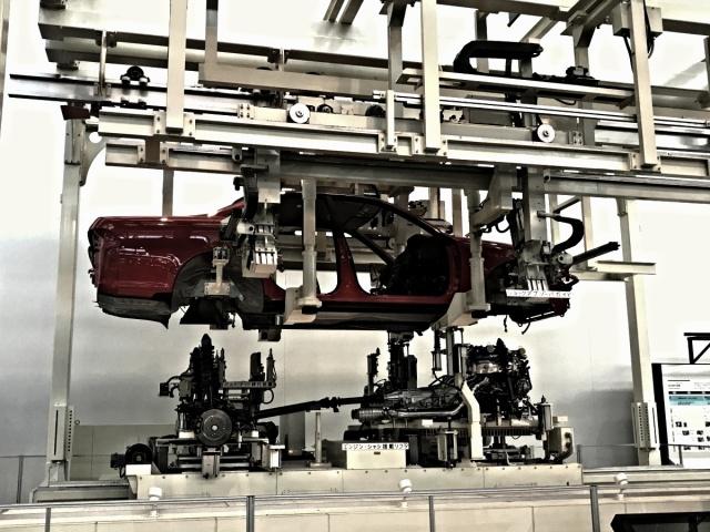 トヨタ産業技術記念館 (24)