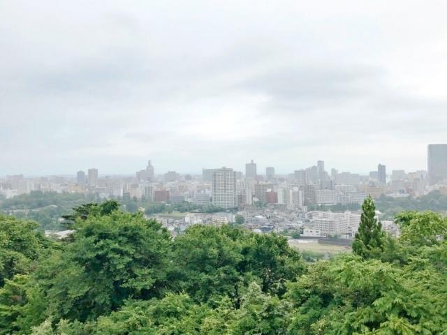 50 仙台城跡 (12)