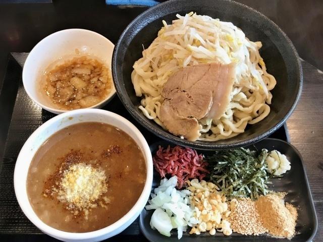 つけ麺 どでん (16)