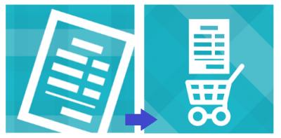 お買い物登録アプリ アプリアイコン