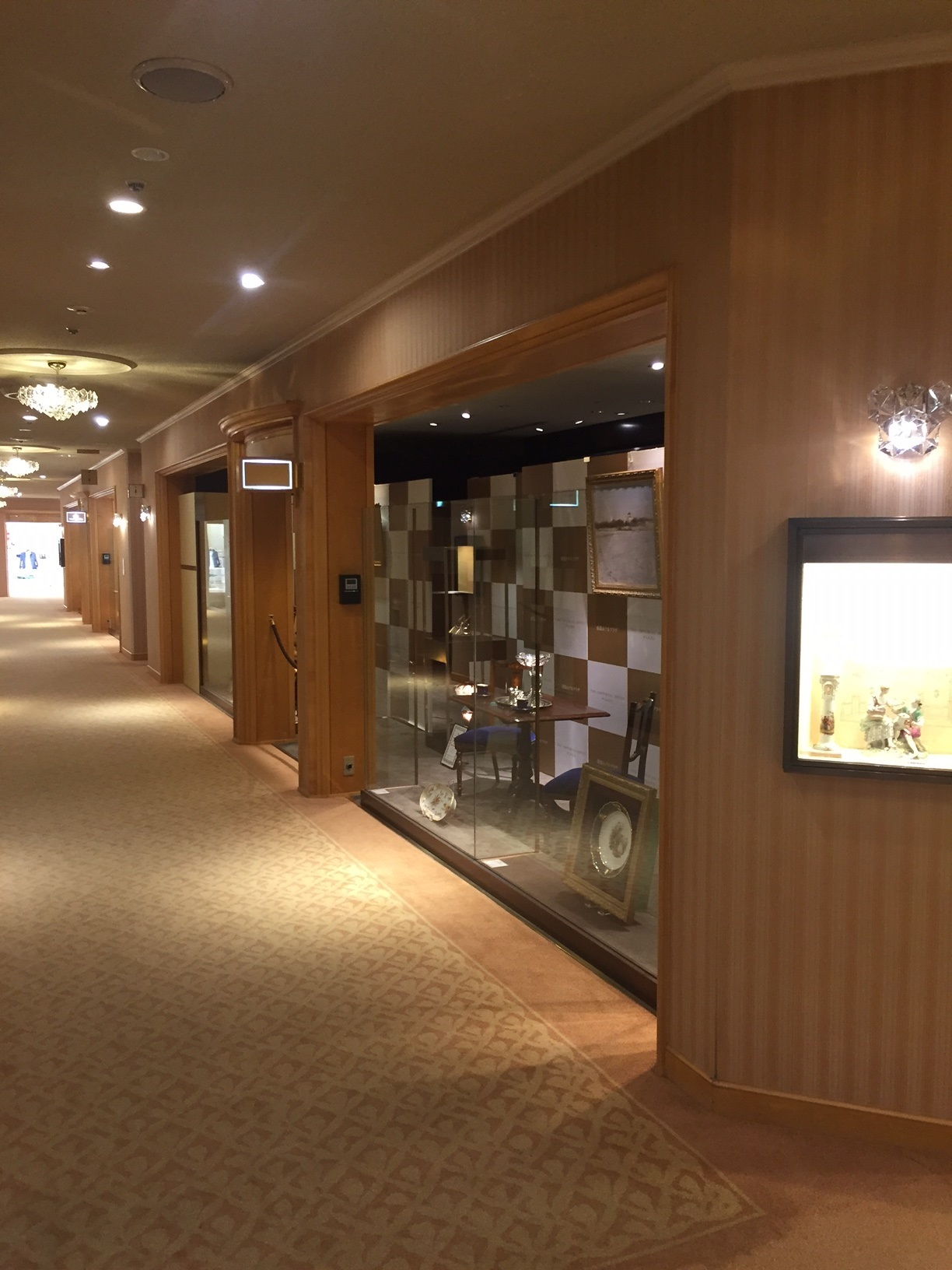 Ginza antique gallery