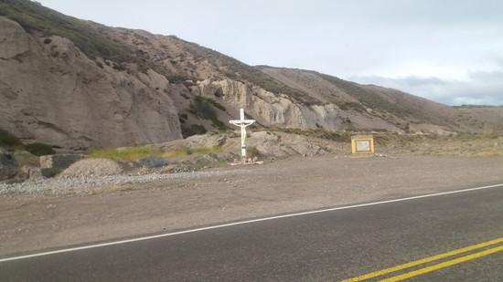 アルゼンチン チレチコへ移動(5)