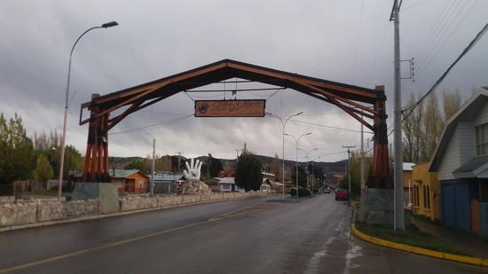 チリ チレチコへ移動
