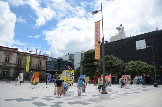 コスタリカ サンホセぷらぷら(3)