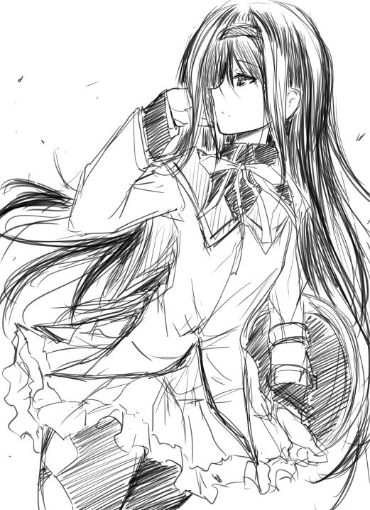 魔法少女まどか☆マギカ【暁美ほむら】