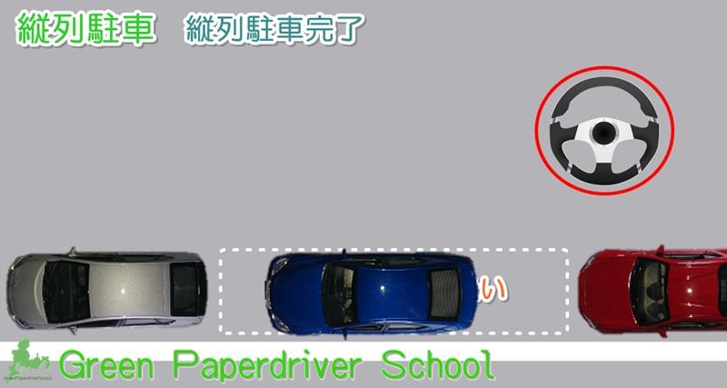 縦列駐車 基本