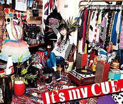田所あずさ「It's my CUE」(初回限定盤)(Blu-ray Disc付)