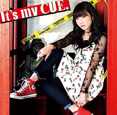 田所あずさ「It's my CUE」(通常盤)