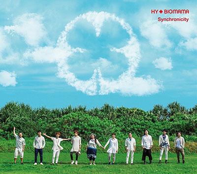 HY+BIGMAMA「Synchronicity」(初回限定盤)