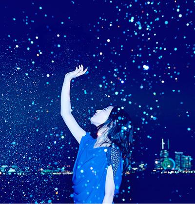 栞菜智世「Blue Star」(通常盤)