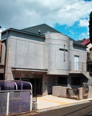 藤沢北教会写真