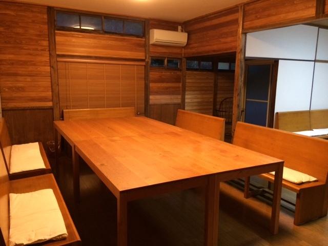 メインテーブル(1.5m×3m)