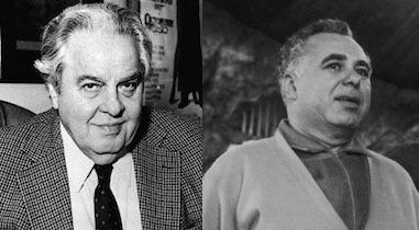 アルバート・ブロッコリとハリー・サルツマン