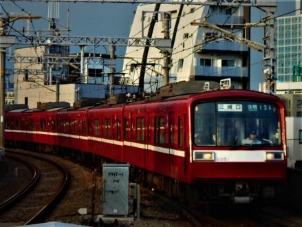はんきゅ~の東京遠征その2 赤い電車を撮りながら撮りながら