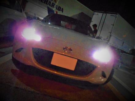 はんきゅ~の東京遠征その4 Mazdaロードスターで首都高トライ!