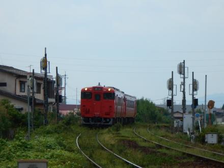 はんきゅ~の三江トライ! その1大阪から岡山