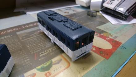 京阪5000系を作る・・・その2