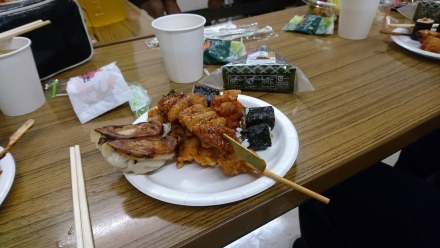 はんきゅ~の東京遠征その6 とれわるの状況とは?編