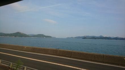 はんきゅ~の三江トライ! その2 岡山~ヒロシマへ。