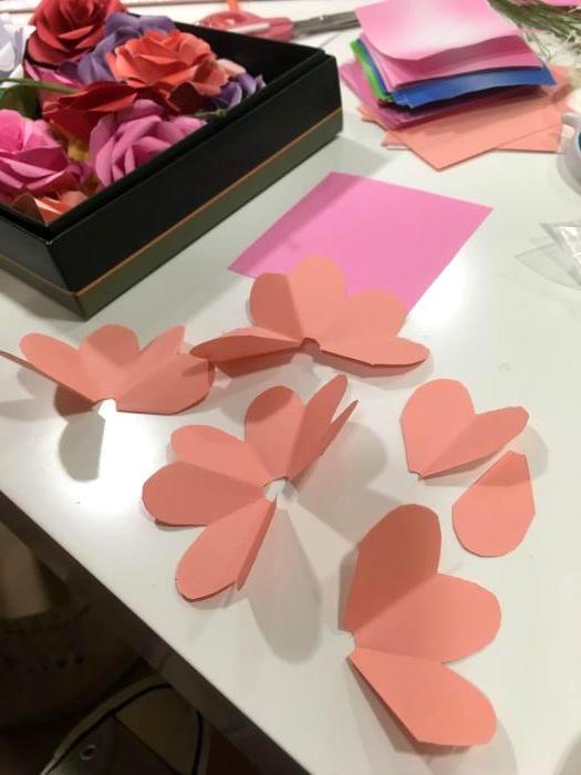 お花製作1