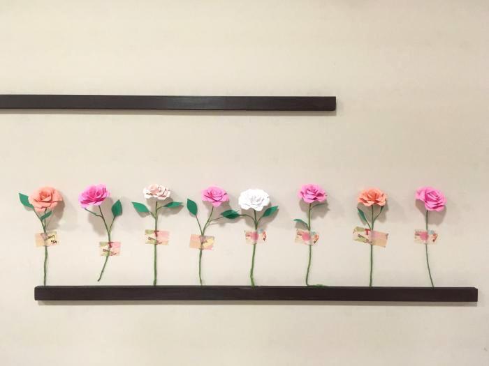お花製作4
