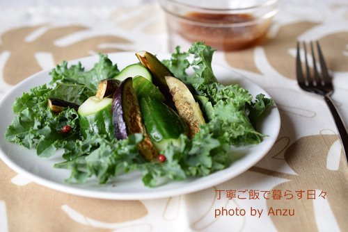 170909 ガーデンサラダ