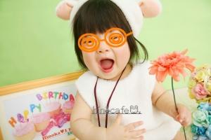 1歳誕生日5
