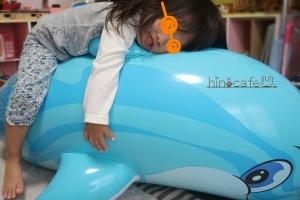 イルカのパンチバック2