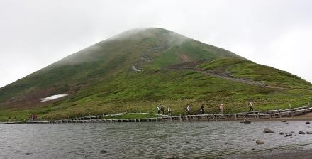 秋田駒ヶ岳風景6